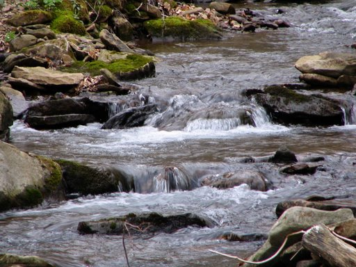 Pennsylvania has more miles of rivers and streams than any other state except Alaska!